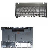 Laptop Bottom Base Case Cover Door Palmrest Keyboard For Acer Aspire V3 V3 551G V3 571G