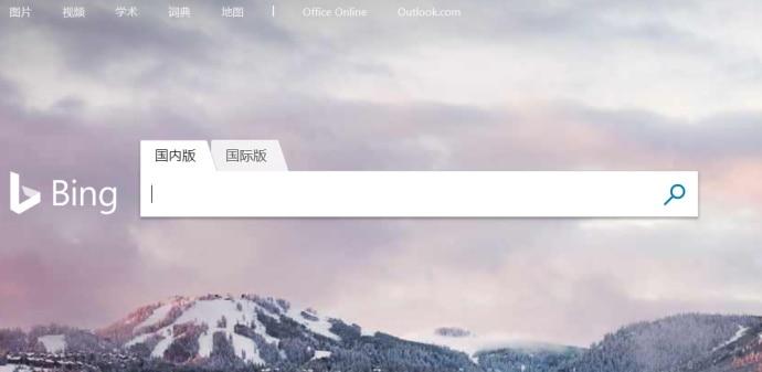 必应(Bing.com)搜索无法访问临时解决方案