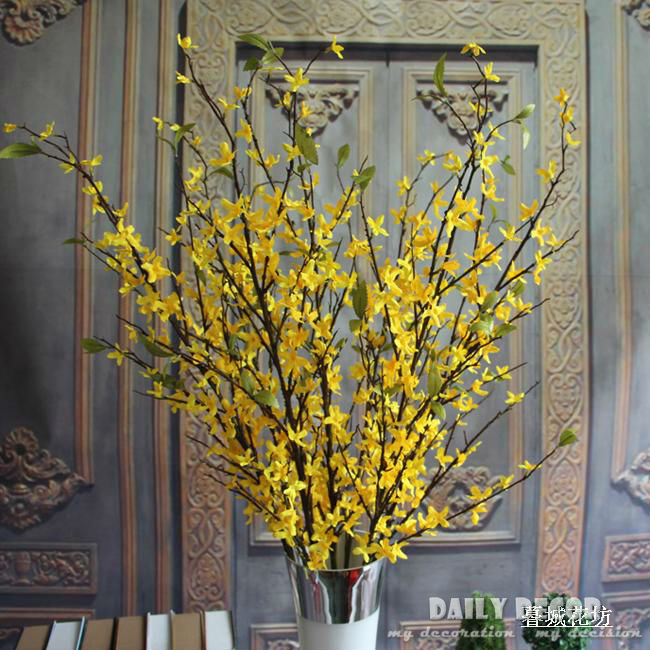 Wholesale 125cm high simulation decorative winter jasmine long tb2hws6cvxxxxavxxxxxxxxxxxx257254569 mightylinksfo