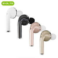 Loco V1 Bluetooth Wireless Earphone With Microphone Steroe HiFi Music Sport Headset Universal For Iphone Samsung