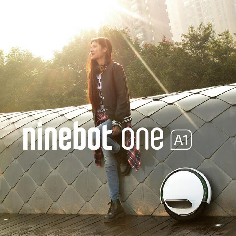 Ninebot one a1 self balance scooter (9)
