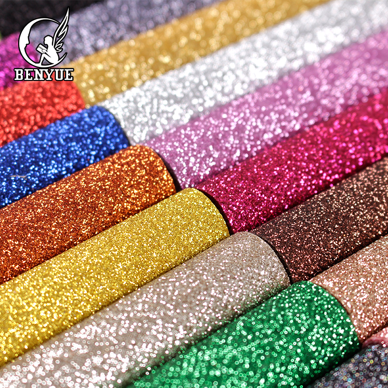 10m*0.69m Glitter Wallpaper For Home Decoration And Bar Fabric Shining Wallpaper Wedding Bling Glitter Wallcovering