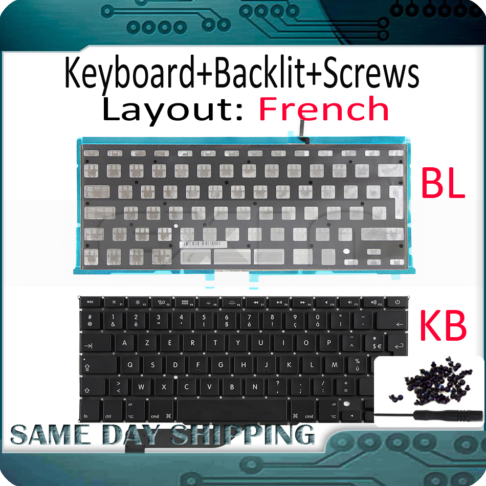 "New Apple Macbook Pro Retina 15/"" A1398 US Laptop Keyboard With Backlight Backlit"