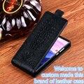 LS01 Натуральная кожа флип чехол для samsung Galaxy A50 (6,4 ') Вертикальный флип телефон вверх и вниз кожаный чехол для телефона