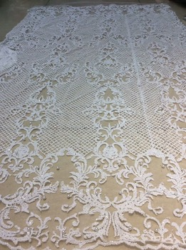 5 yards of African lace MYHL1368 high-end wedding fabrics Nigeria hot products factory direct sales you can customize any patter