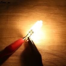 G4 JC Тип Галогенная Лампа Прозрачная Лампа 12В 20Вт Теплый Белый