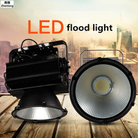 Led Tower Flood Light IP65 Site Lighting Floodlights High Power Wide Ball Venue Spotlights Searchlight Outdoor Building Projecto