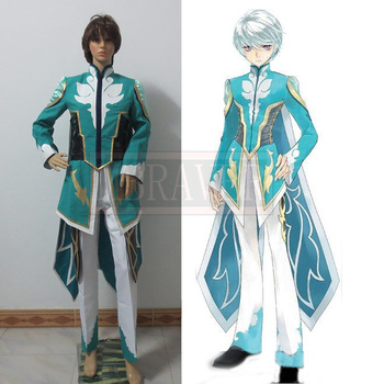 Japanese Anime Tales of Zestiria the X Cosplay Costumes Mikleo Cosplay Costumes Full Set