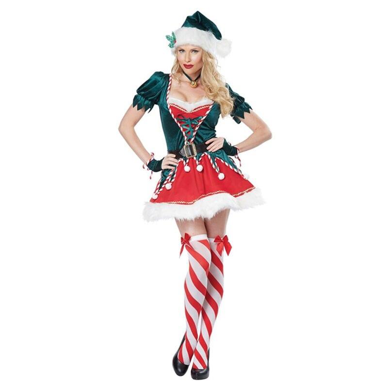 Sexy christmas costume women