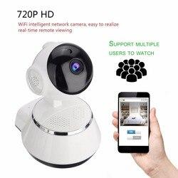 Leshp Беспроводной Wi-Fi IP Камера охранных Камеры Скрытого видеонаблюдения 720 P HD 3.6 мм объектив Широкий формат indoor Камера Поддержка Ночное виден...