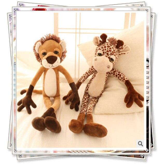 Aliexpress Com Buy Pink Panther Sylvanian Families Giraffe Lion