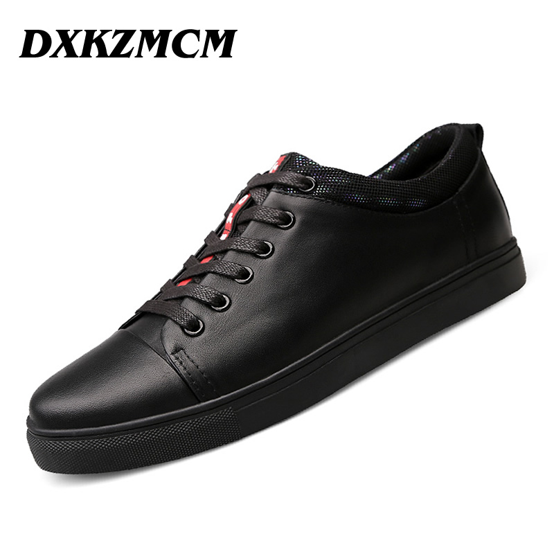DXKZMCM Handmade Genuine leather Men's Casual Shoes Soft Breathable Driving Flats Shoes Four Seasons Design Men Shoes top brand high quality genuine leather casual men shoes cow suede comfortable loafers soft breathable shoes men flats warm