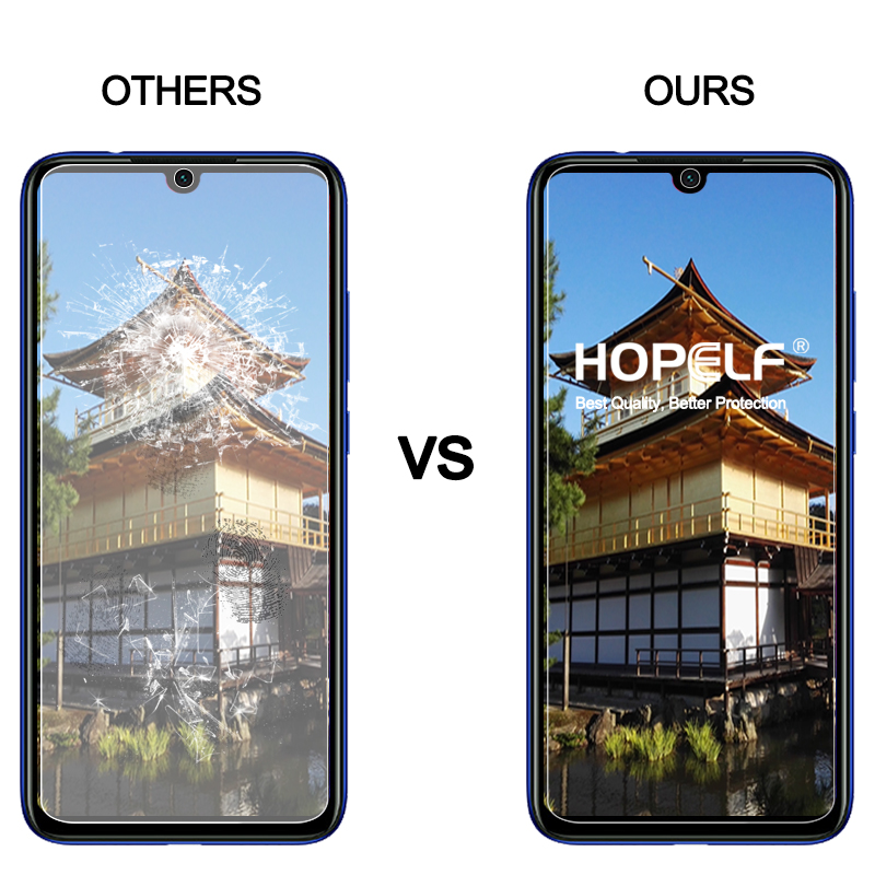 Tempered Glass for Xiaomi Redmi Note 7 6 Pro 8 7A Screen Protector Safety Glass for Xiaomi Redmi 7 6 Pro 8 7A Protective Glass