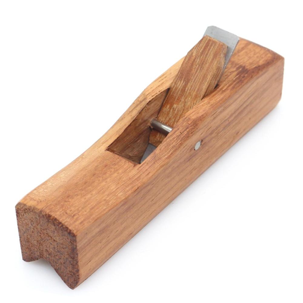Praktisch Indonesien Mahagoni Holz Hobel Hand Werkzeuge Radius Flugzeug Werkzeuge Für Rand Trimmen/ecke Gestaltung/fase/innen Winkel Letzter Stil Handwerkzeuge Werkzeuge