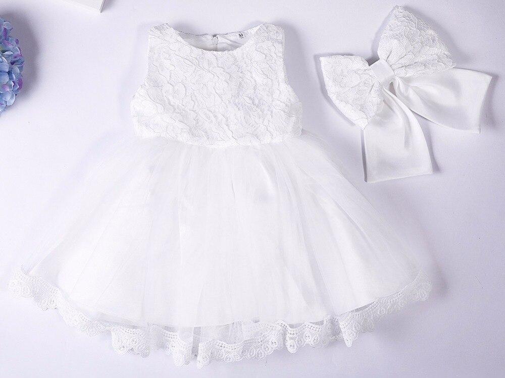 Spitze Mädchen Brautkleider Für Neugeborenes Mädchen Kleid Mädchen 1 ...