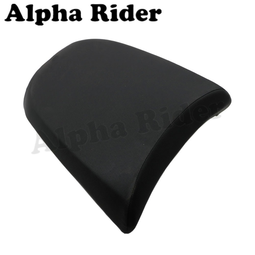 Motorcycle Rear Pillion Passenger Seat Fender Cover Sitting Pad Cushion for BMW GS1200 R1200 GS R1200GS Adventure 2005 - 2012 gs motorcycle decal kit r1200 world adventure map for touratech panniers
