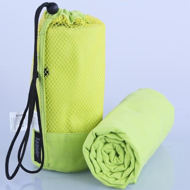3 pz/lotto 70x130 cm Microfibra Sport Asciugamano Formato Più Grande Campeggio Swim Gym Washcloth Jogger Panno Con Borsa Da Viaggio toalha de esportes
