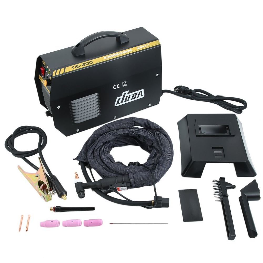 Lightweight Over Voltage Protection DC Inverter TIG Welder TIG Welder Tig/Arc/Stick Tig Welding Machine Multi Welding Equipment