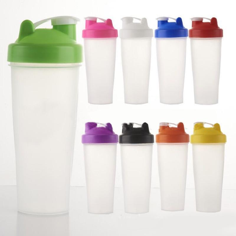 ml botella de bebida batidor licuadora batido de protenas senderismo ciclismo botella de agua potable