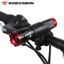 Cycling Bicycle Light 2000 Lumen 3 Mode Q5 LED Flashlight Bi