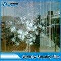 Защитная пленка 0 5x1 м  толщина 4 мл  прозрачное защитное стекло  Защитная пленка для окна автомобиля  ванной  стекло  защита от трещин
