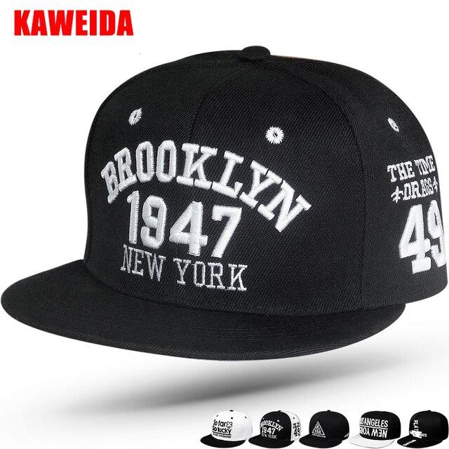 2018 al aire libre de verano de brooklyn 1947 gorra de béisbol hueso NY gorra  de 3c37ba7a0e9