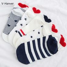 2018 Hot Sales Autumn Winter Socks Funny Cute Harajuku Cartoon Women Socks Animals Pattern Casual Cotton Short Socks For Female
