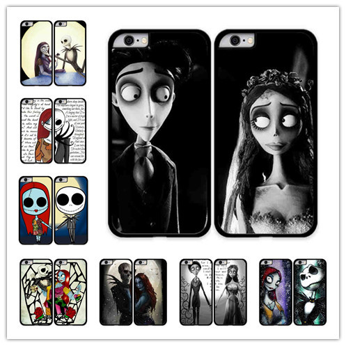 cover iphone 6 the nightmare before christmas