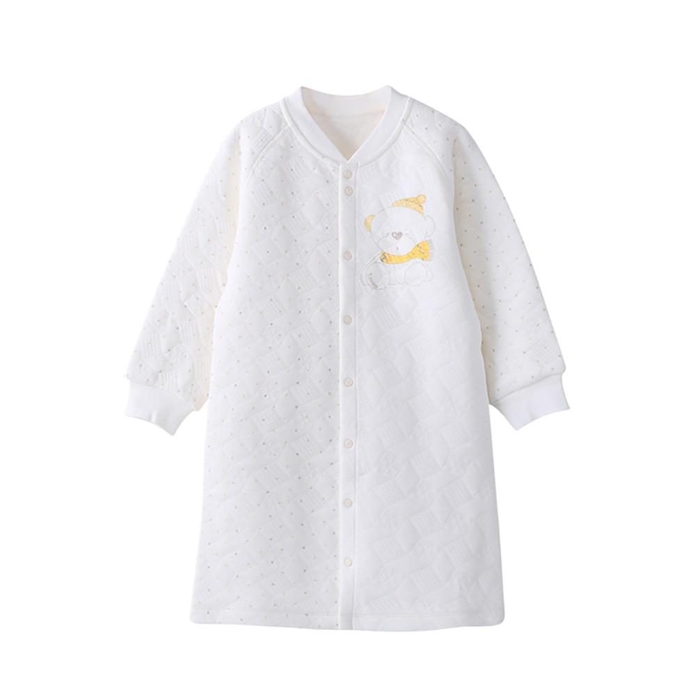 Aliexpress.com : Buy New Fashion Baby Sleep Gown Tiny Cotton Summer ...