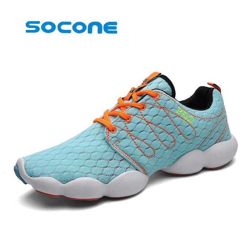 Socone women knitwear running shoes breathable summer ladies' shoes  for women sneakers Sports fitness training shoes adidas women s shoes running shoes training shoes sneakers free shipping