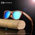 2017 Du Madera Gafas de Sol Hombres Marca Multi Ronda Gafas de Sol de Bambú De Madera gafas de Sol Polarizadas de Los Hombres O Las Mujeres Del Envío De Madera Caso