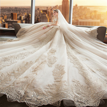 Sleeveless Wedding Dress 2019 Beach Bridal Gown Tulle Lace Appliques Dresses White/Lvory Romantic Buttons