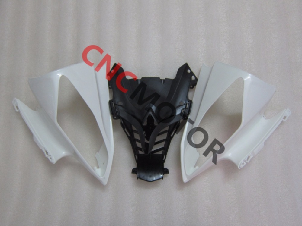 Глава неокрашенный передний комплект носовой обтекатель для Ямаха YZF 600 R6 в 98-02 08-09-10-11-12-13-14 1998-2014 03-05 06-07 R6S 06-09