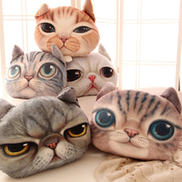 Cartoon poduszki Drzemka Poduszki dekoracyjne poduszka Kot Poduszki Kota Psa poduszki i Zmywalny Talii Poduszki siedzenia poduszki Śliczny Gorąca Sprzedaż C01