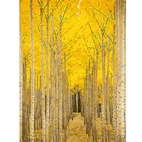 Cuadros Pictures DIY Digital Oil Painting Paint By Numbers Christmas Birthday Unique Gift CanvasPainting Beautiful Woods
