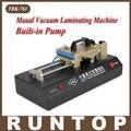 TBK-761 Built-in Vacuum pump OCA Film Laminating Machine for iPhone Samsung LCD Touch Screen Laminate Polarized Film Repair