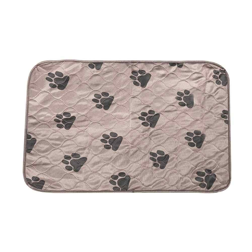 犬おしっこパッドトレーニングパッドペット吸収パッド 4 層防水パッド猫と犬おむつ洗える尿パッドホーム旅行車