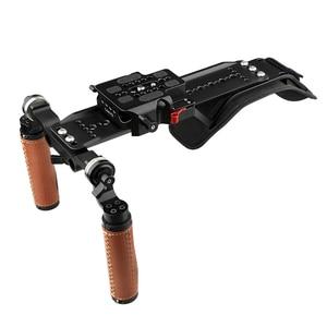 Image 1 - CAMVATEไหล่Rig Handle KitสำหรับC100 200 300/Fs5 Fs7/AU EVA1 C1893