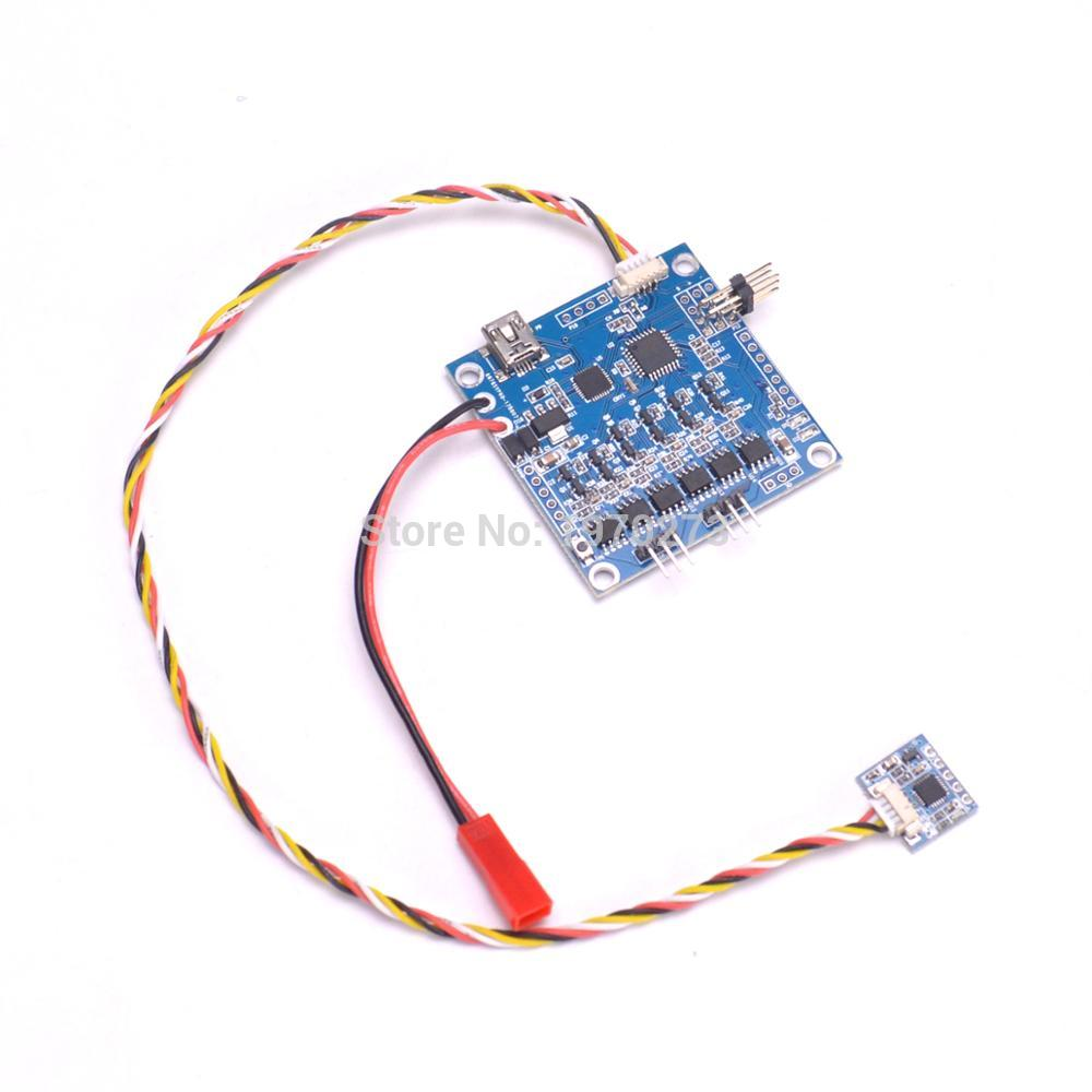 BGC 3.12 MOS Large Current 2-Axis Brushless Gimbal Controller Driver Alexmos 2.2b2
