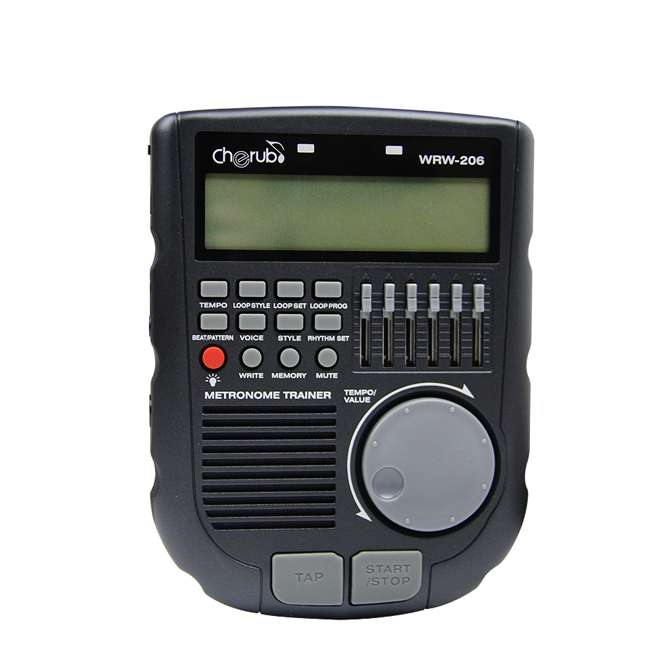 Cherub Rhythm Meter for Drummers i Rhythm WRW-206 Free Shipping Wholesale cherub 1 recruit