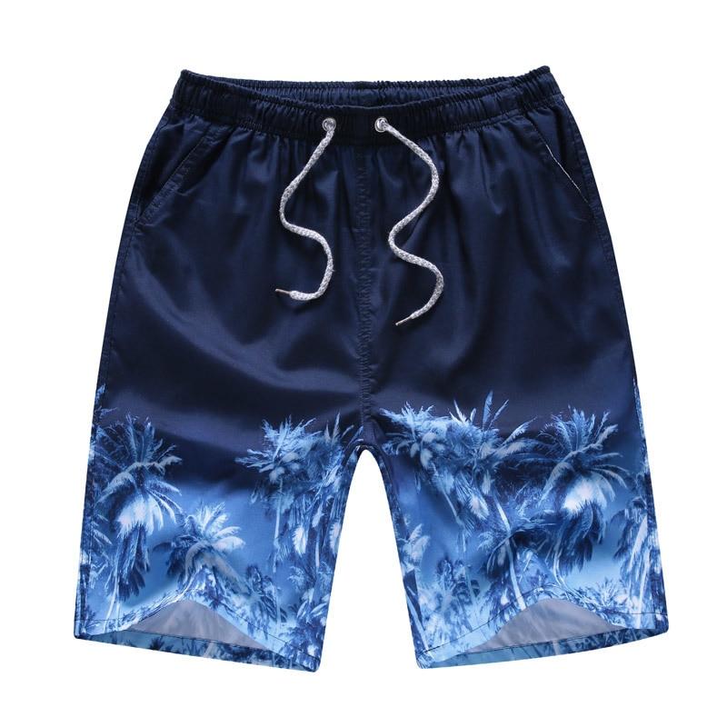 Hommes Troncs De Natation D'été 2018 Conseil Shorts Bermuda Surf Beach Wear Maillot de Bain pour Hommes Mémoires Maillot De Bain Homme Sunga maillots de bain