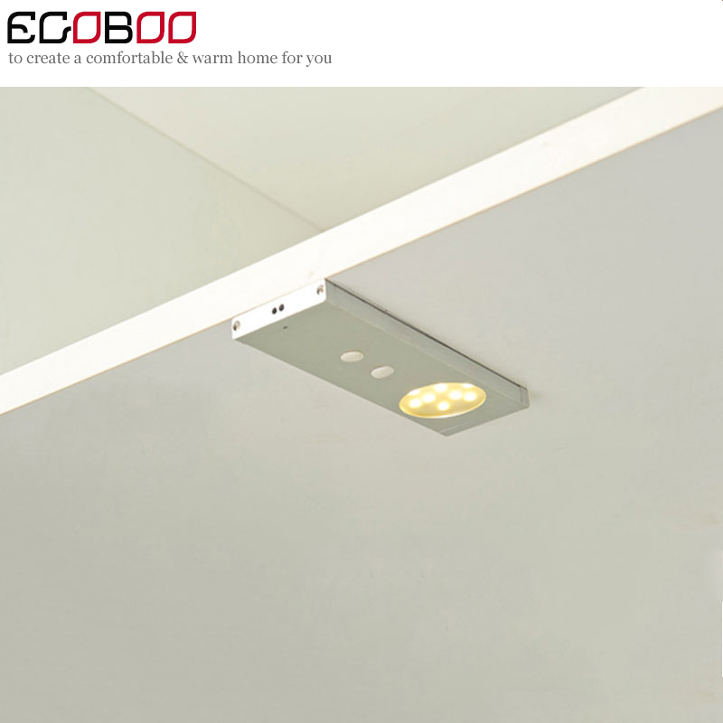 egoboo speciale new modern 12 v 5050 chip di 2 w led ir sensore luci armadio