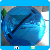 2017 Inflatable Water Walking Ball Water Rolling Ball Water Balloon Zorb Ball Inflatable Human Hamster Plastic Freeshipping Fede