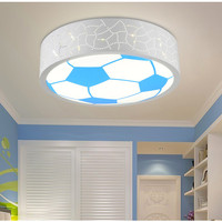 Children's room light led Ceiling Lights men and women warm bedroom cartoon cute basketball football creative LU728312