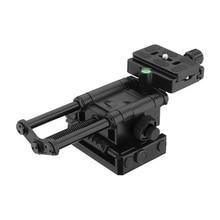 MFR4-5 Macro Focusing Rail 4-Way Slide Camera Head Photography Accessories