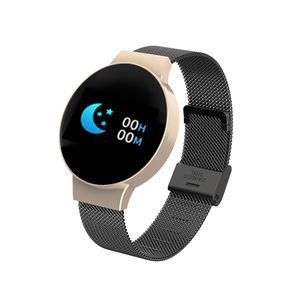 Image 5 - Дропшиппинг дешевые BluetoothSmart часы для Android/IOS iPhone водонепроницаемый сенсорный экран Спорт Здоровье Смарт женские наручные часы