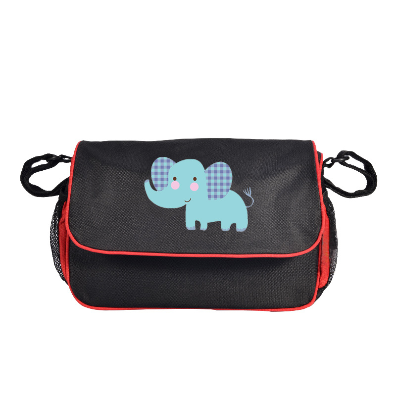 Print baby diaper bag for yoyo yoya stroller for Baby stuff organizer