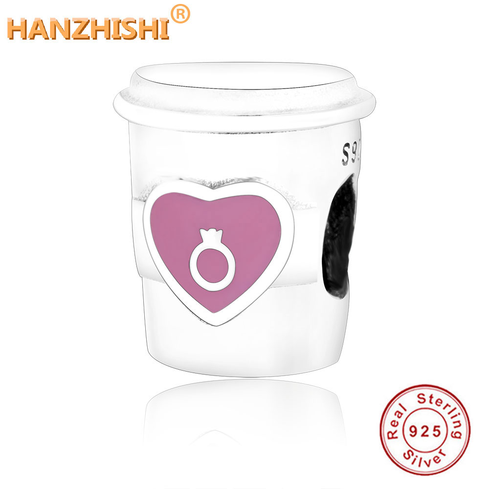 pandora charm coffee mug
