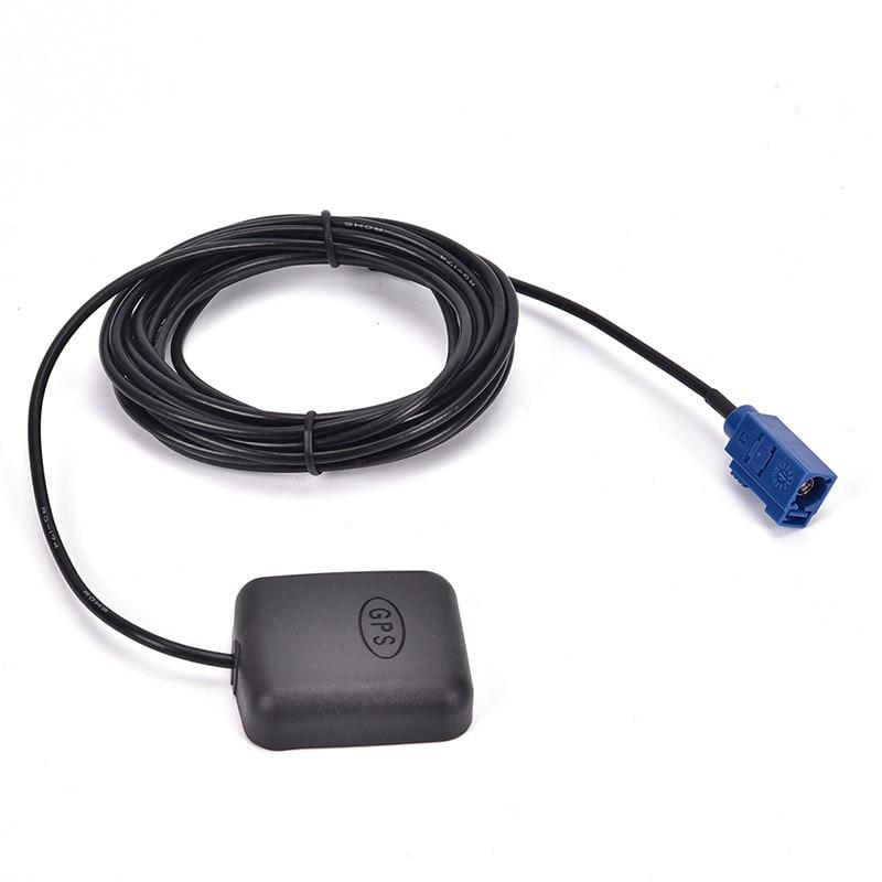 FAKRA GPS антенна для BMW, Audi, Mercedes, NTG, Comand, APS, Vauxhall, Opel, 1 шт.
