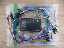 USB المنطق 100MHz 16Ch saleae16 Logic16 المنطق محلل ل ARM FPGA